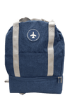 Legacy Travel & Gym bag-1 (Navy Blue)