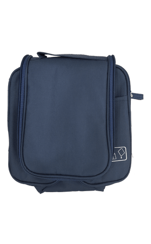 Bagpoint.in Toiletry Kit Flap-2 (Navy Blue)