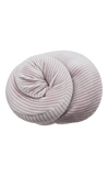 Bagpoint.in Soft Memory Foam Pillow round packing (Light Red)
