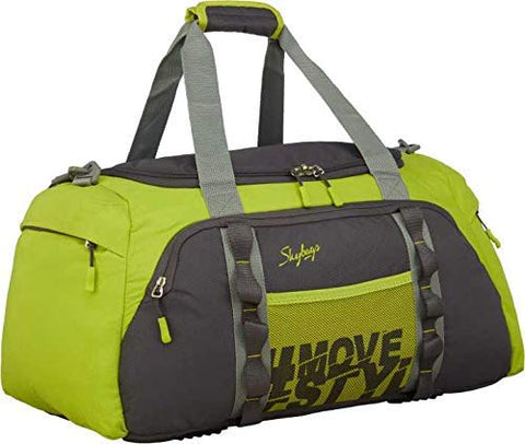 Skybags Hustle Duffle (Green)