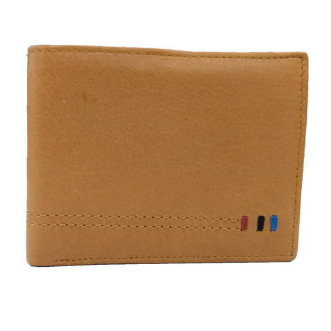 Stamp Leather Wallet LW 1017
