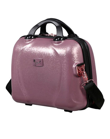 It Luggage Sparkle Vanity Case (Pink)