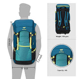 Wildcraft Verge 45 (Teal)