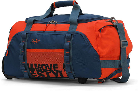 Skybags Hustle DFT (Orange)