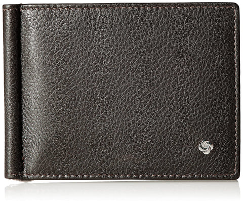 Samsonite Suave Money Clip (Dark Brown)
