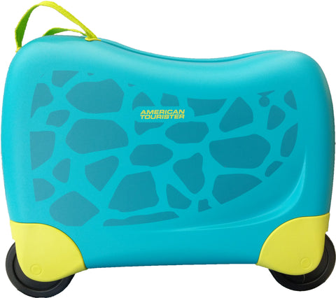 American Tourister Skittle Nxt (Turquoise Turtle)