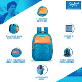 Skybags Astro 05 Backpack (Blue)
