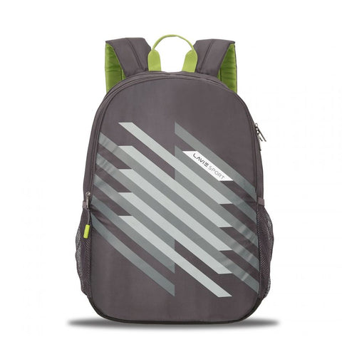 Lavie Charge Backpack (Grey)