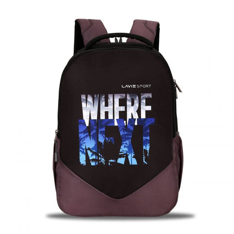 Lavie Where Next Backpack (Black)