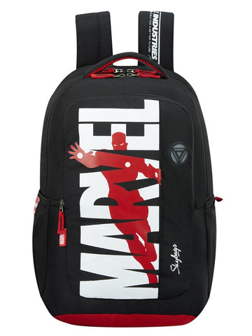Skybags Marvel Extra 01 Iron Man School backpack