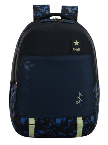 Skybags Astro extra Blue School backpack