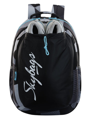 Skybags Astro Nxt 10 Black School backpack