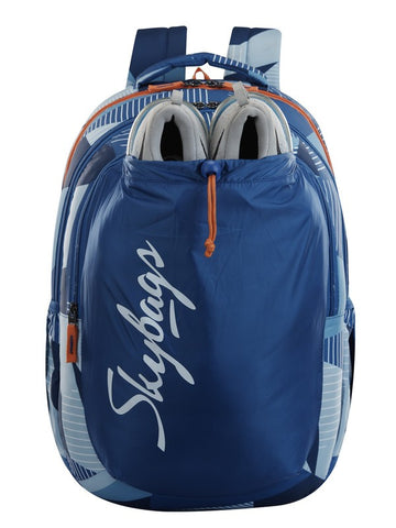 Skybags Astro Nxt 10 Blue School backpack