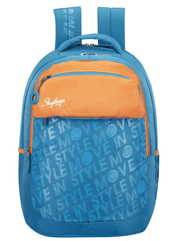 Skybags Astro 05 Blue School backpack