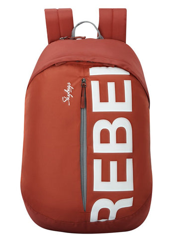 Skybags Boho Red School backpack