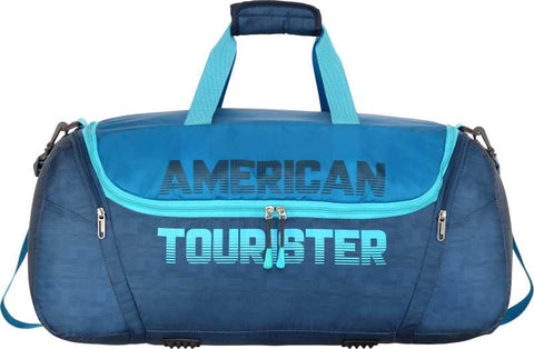 American Tourister Grid (Blue)