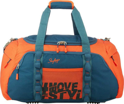 Skybags Hustle Duffle (Orange)