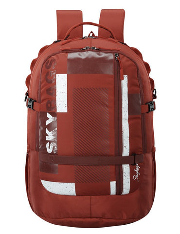 Skybags Campus XL Plus 02 Red School backpack