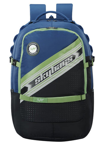 Skybags Campus XL Plus 05 Blue School backpack