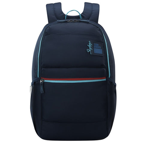 Skybags Yolo  Blue school backpack 25 litres