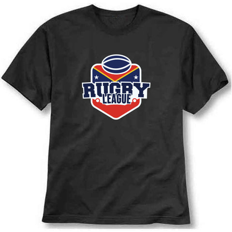 custom tshirt - Rugby League Printed T-Shirt - Bargain Original - BargainPk
