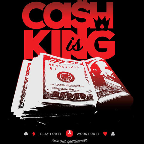 Cash is King, Black/Red