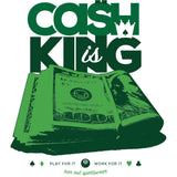 Cash is King, White