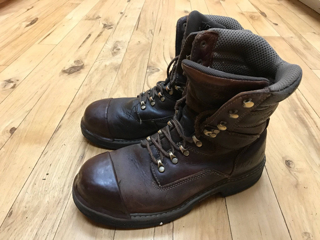 Why Toe Protectors For Work Boots Are So Useful