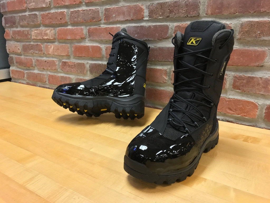 TUFF TOE for Snowmobile & SnowBike Boots: