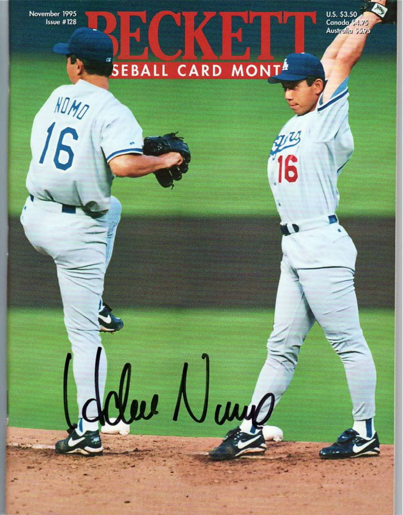 WORLD BASEBALL CLASSIC: Hideo Nomo To Throw Ceremonial First Pitch to Tommy Lasorda