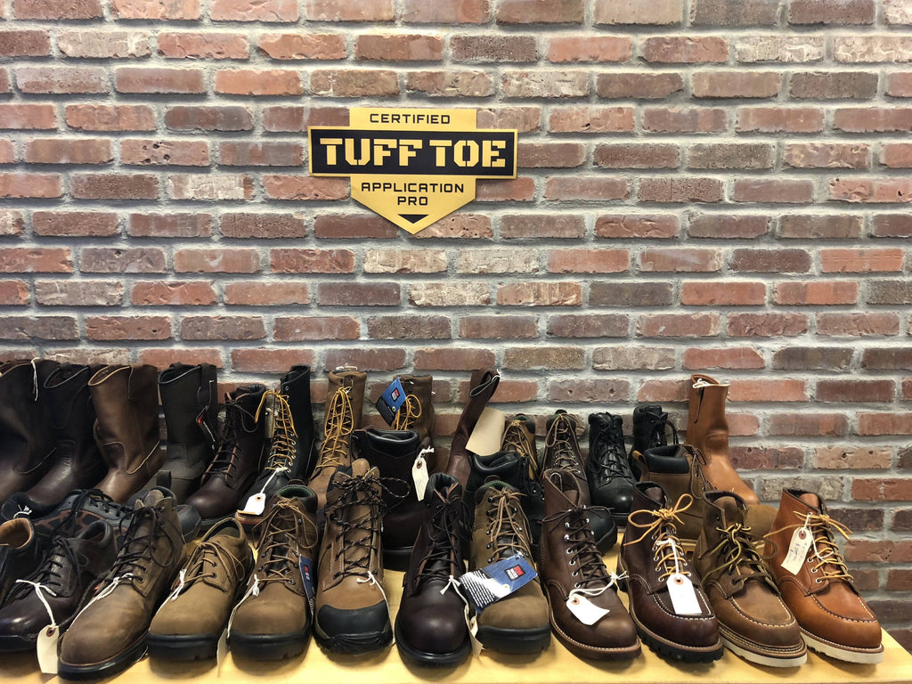 Refer Your Local Store to Us & Get $50 Tuff Toe Credit