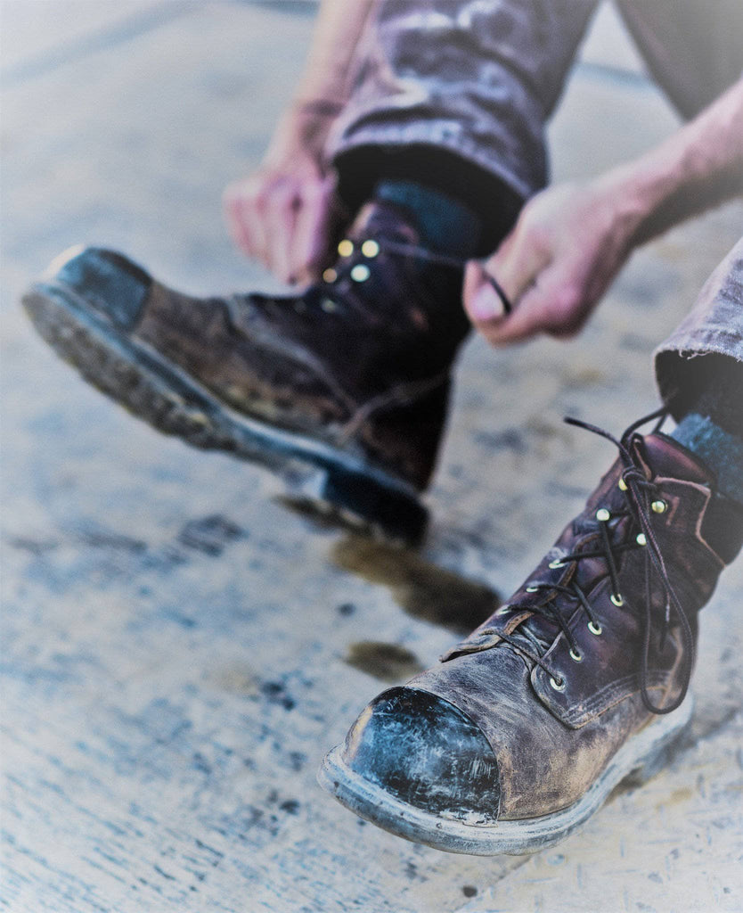 What Made Me Start using Steel Work Boot Toe Protection