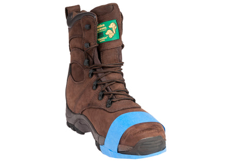 how to repair steel toe boots