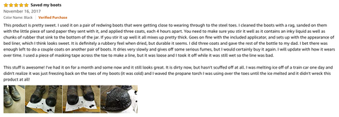Tuff Toe vs KG Bootguard Reviews