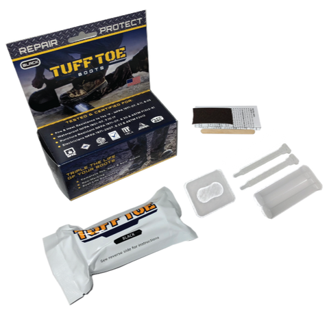 TUFF TOE Work Boot Toe Protection & Repair