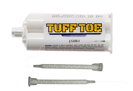 Tuff Toe Fastpitch v2 Base Bulk (v2 Base Cartridges Only-Must Own Tuff Gun Applicator)