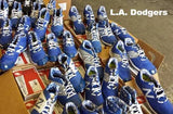 Pitcher Toe Protection MLB LA Dodgers Tuff Toe Pro