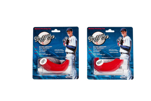 Tuff Toe Molded Pro Pitchers Toe Guard, Left Cleat