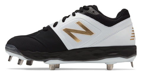New Balance Women's Fresh Foam Velo1 Metal Fastpitch Softball Cleats