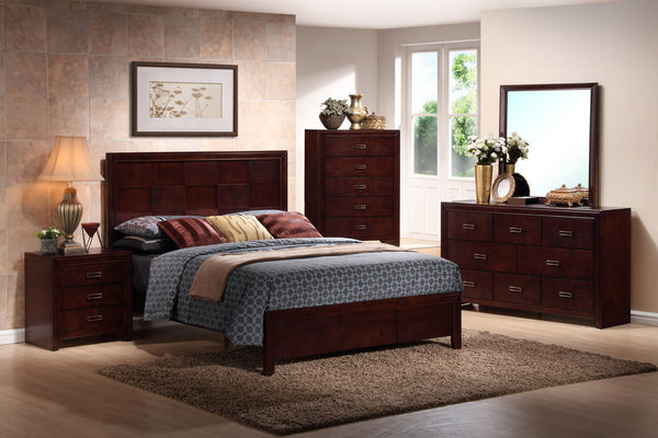Concordia 5 Piece Bedroom Set