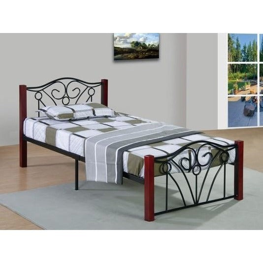 Bailey  platform bed-Furniture-Smith&Myers Furniture
