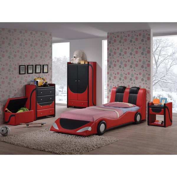 Andretti Car bedroom set-Furniture-Smith&Myers Furniture
