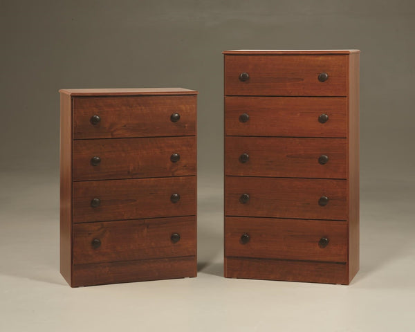 4 or 5 Drawer Chest
