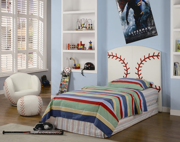 Baseball Bedroom 3 Piece Set