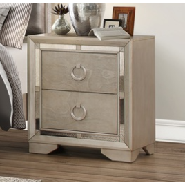 Angel Collection Nightstand-Furniture-Smith&Myers Furniture