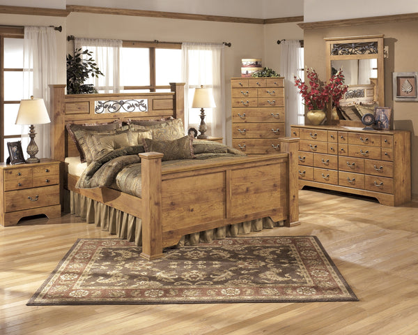 Ashley Bittersweet 5 Piece Bedroom Collection