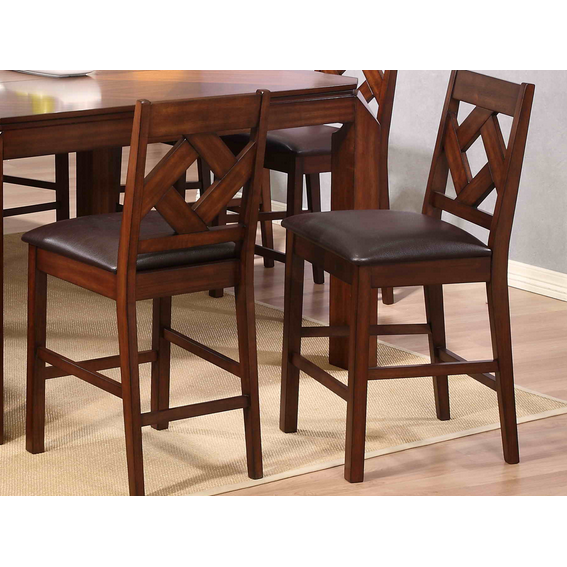 Diamond Pub Height stool-Furniture-Smith&Myers Furniture