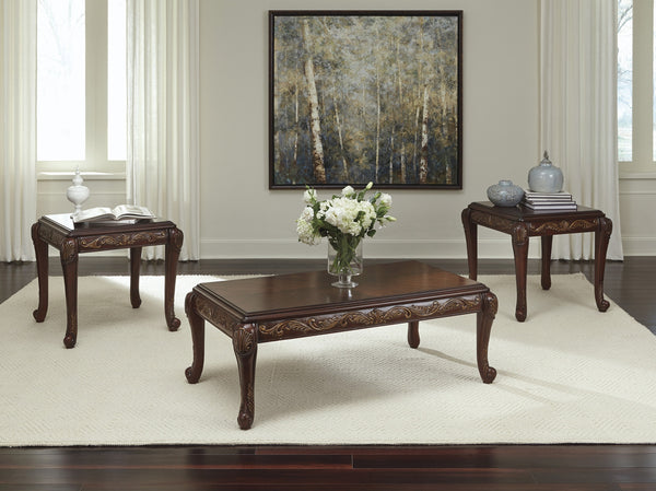 Florrilyn Coffee Table Set