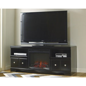 Ashley Shay TV Stand W/Fireplace
