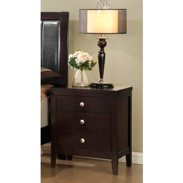 Adana Collection Nightstand-Furniture-Smith&Myers Furniture